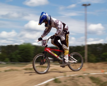 Ride Your BMX to the Gate at Tom Sawyer Park November 1
