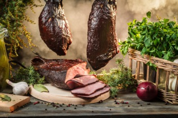 Learn to Cure Your Own Country Ham November 8