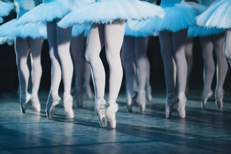 Fall in Love with the Swan Lake Ballet January 17