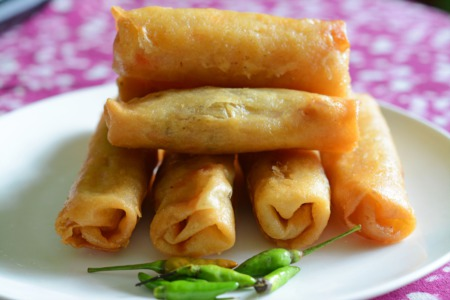 Eat Hearty at Lumpia-Palooza at the Crane House March 23