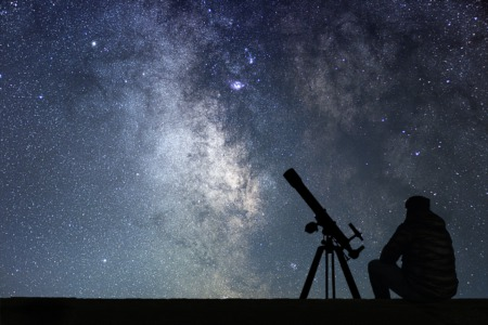 Gaze at the Stars with the Louisville Astronomical Society April 19
