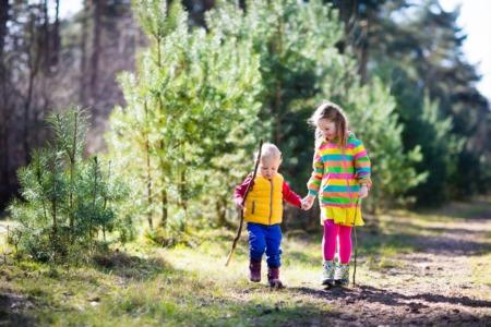 Have Fun at the Creasey Mahan Nature Preserve April 22