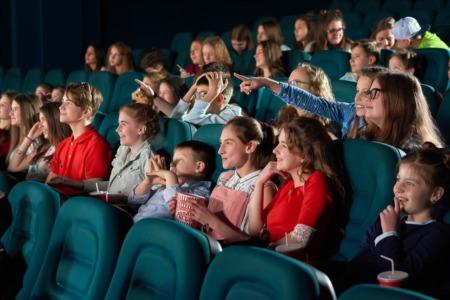 See a Free Movie at Joe Creason Park May 2