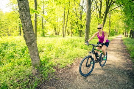 Go on a Mountain Bike Ride Through Cherokee Park May 28
