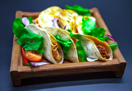 Taste Everything at the Slow Food Taco Challenge June 16