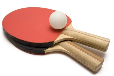 Play in the Ping Pong Tournament at Amy Z's Pub and Grill June 18