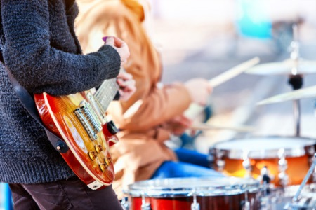 Listen to Music at the Paddock Shops June 21