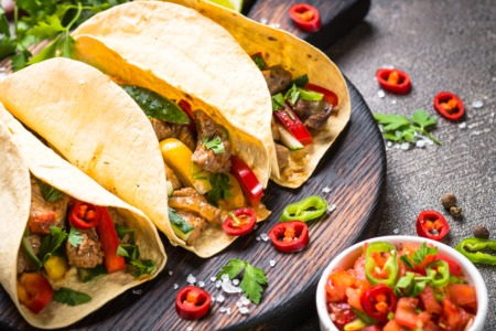 Stuff Yourself at Taco Tuesday at Fork and Barrel July 17