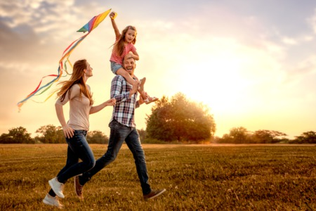 Go to the Family Kite Festival at Riverside September 16