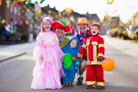 Celebrate Fest-O-Ween at the Paddock Shops October 21