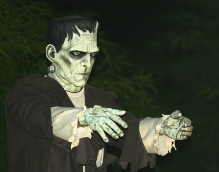 Hear a Reading Performance of Frankenstein with Kentucky Shakespeare October 23