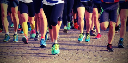 Run a Marathon Through Beckley Creek Park November 11