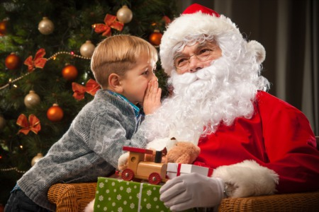 Visit Santa's Wonderland at Cabela's November 19