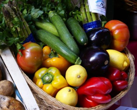 Buy Dinner at the Douglass Loop Farmers' Market November 24