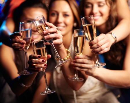 Have a Drink at Ladies Night at Amy Z's Pub andGrill November 27