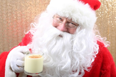Have a Pancake Breakfast with Santa at Kentucky Derby Museum December 15