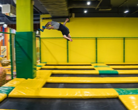 Take the Toddlers to Jump at Altitude Trampoline Park December 18