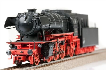 See the Model Train Show at the Southwest Library January 2