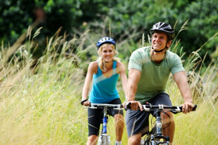 Go Mountain Biking in the Parklands January 10