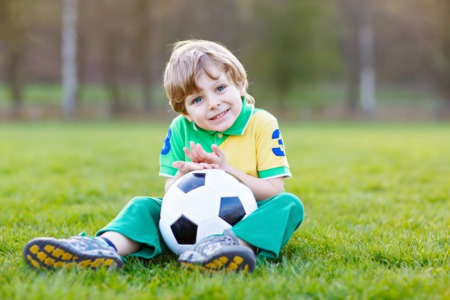 Play Preschool Sports and Games at the Jewish Community Center January 28