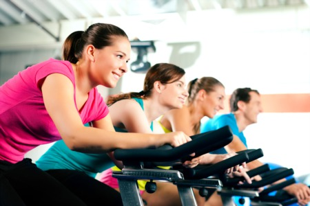 Go Biking Indoors at CycleBar This January
