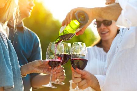 Sip Half-Price Wine at Fork and Barrel April 4