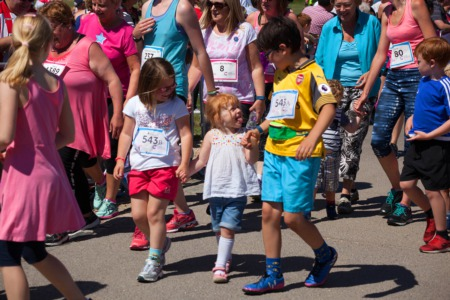 Walk and Roll for the Kids Center for Pediatric Therapies May 18