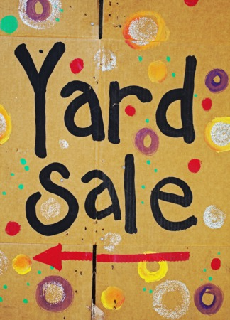 Sip and Shop at the Upscale Yard Sale at Douglass Boulevard Christian Church June 22