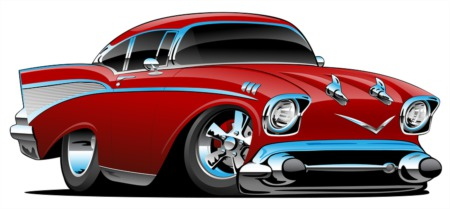 Go Gawk at Awesome Street Rods at the Kentucky Expo Center August 1
