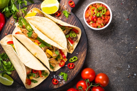 Go Out to Fork and Barrel for Taco Tuesday August 13