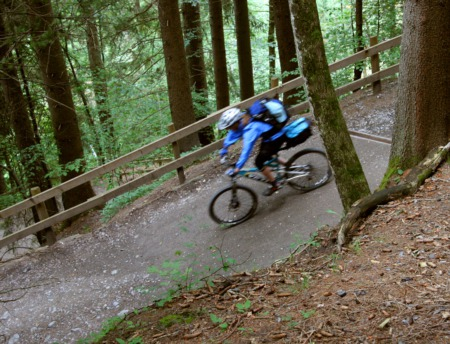 Ride a Mountain Bike Starting at Hockensmith Barn September 5