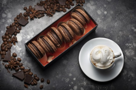 Feast on French Cookies at the Macaron Bar This September