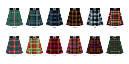 Celebrate Kilts for a Cause October 19