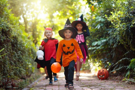 Trick or Treat at Riverside October 23
