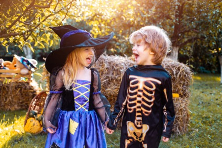 Go Trunk-or-Treating with Make-A-Wish October 29