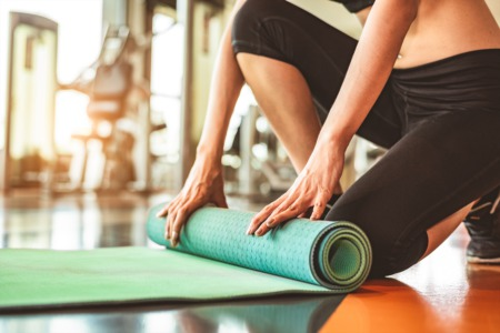 Relax with Free Yoga at the South Louisville Community Center November 4