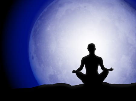 Meditate Under the Full Moon at the Intuitive Connection November 12
