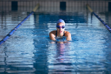 Burn Calories with Boot Camp Fitness at the Mary T. Meagher Aquatic Center November 18