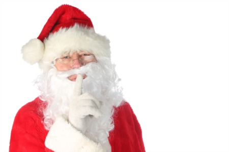 Go See Santa Claus at the Berrytown Recreation Center December 19