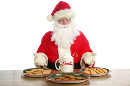 Have Brunch with Santa Claus at the Galt House December 22