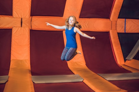 Jump Around at Altitude Trampoline Park December 29