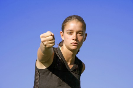 Learn Self-Defense at the Shawnee Community Center February 11