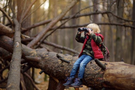 Help the Kids Become Junior Naturalists February 15