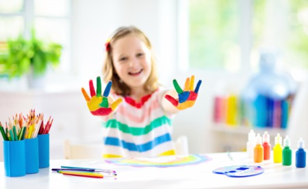 Let Kids Get Creative at Beechmont Community Center February 25