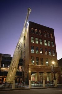 The Louisville Slugger Museum Making Americas Favorite Pastime Possible