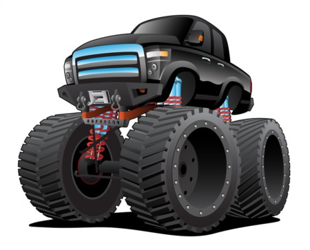 Cheer for Hot Wheels Monster Trucks March 14