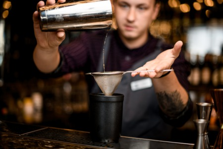 Learn How to Make Cocktails at Pizza Lupo March 23