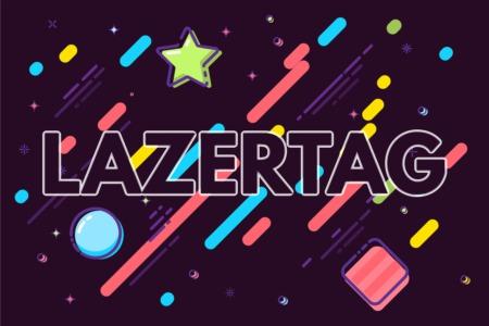 Play Around at Lazer Blaze March 30