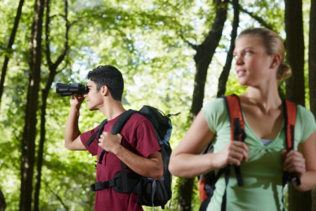 Enjoy Bird Watching in Beckley Creek Park This April