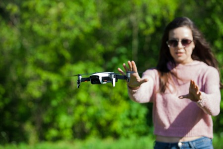 Fly a Drone in Long Run Park This May